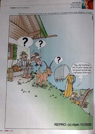Povedený vtip na závěr - autor Georg Sojer