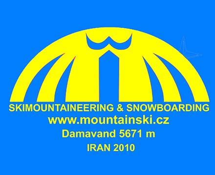 Iran skiing and snowboarding 2010