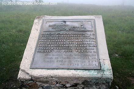 Pomník na druhou světovou válku