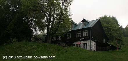 Chata Lajoška