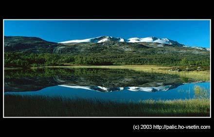 Norská momentka ze září 2003